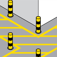 Line Marking & Bollards
